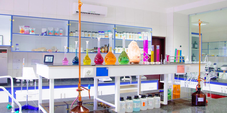 آزمایشگاه نمک